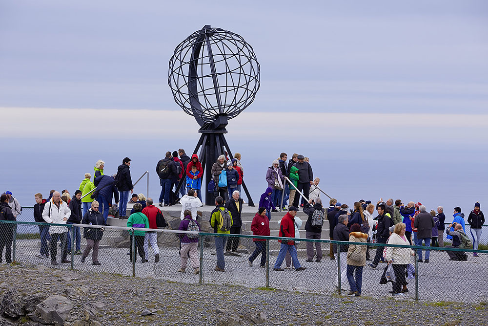 Norwegen Nordkapp