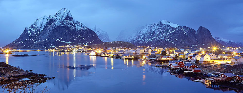 Norway: Lofoten, Reine
