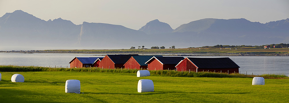 Norway: Austvagøya